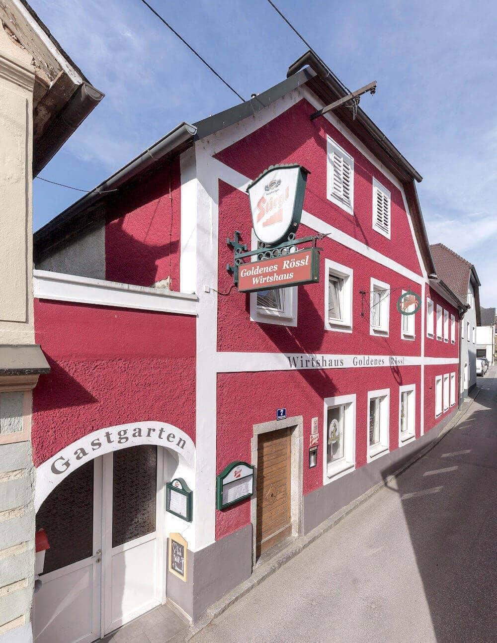 Besuchen Sie unser Gasthaus in Aschach an der Donau!